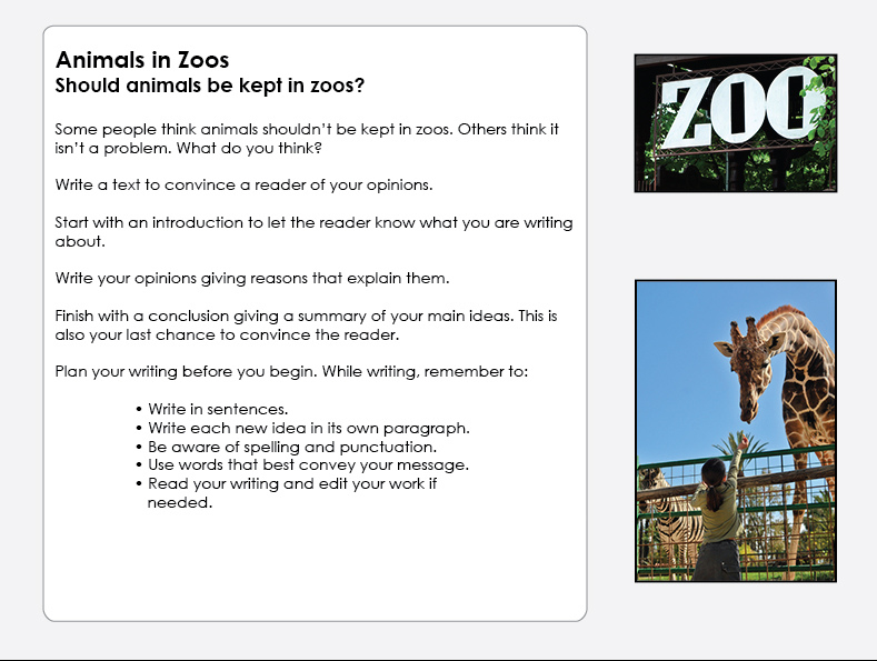 persuasive essay against zoos Write argument essay on zoos are beneficial to animals  persuasive essay,  the question do you agree or essay writing your write argument against zoos well,.